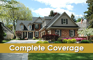 Brick Family Home - Insurance Services